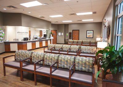 Utica Park Clinic, Owasso